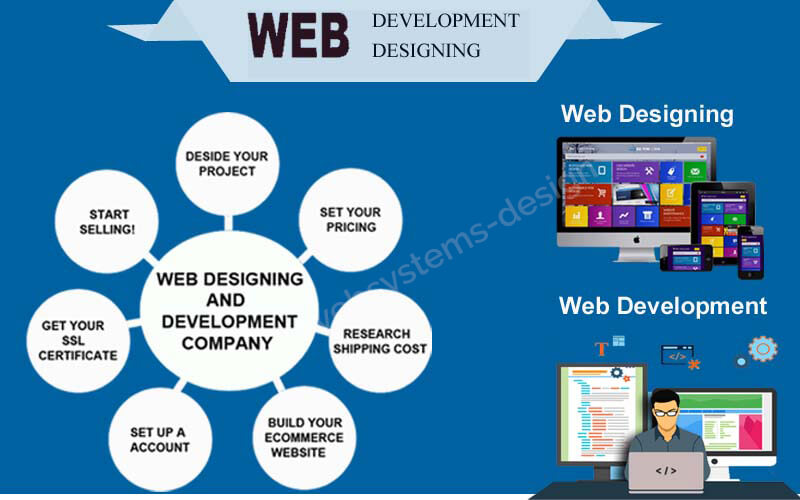Website Design and Development company